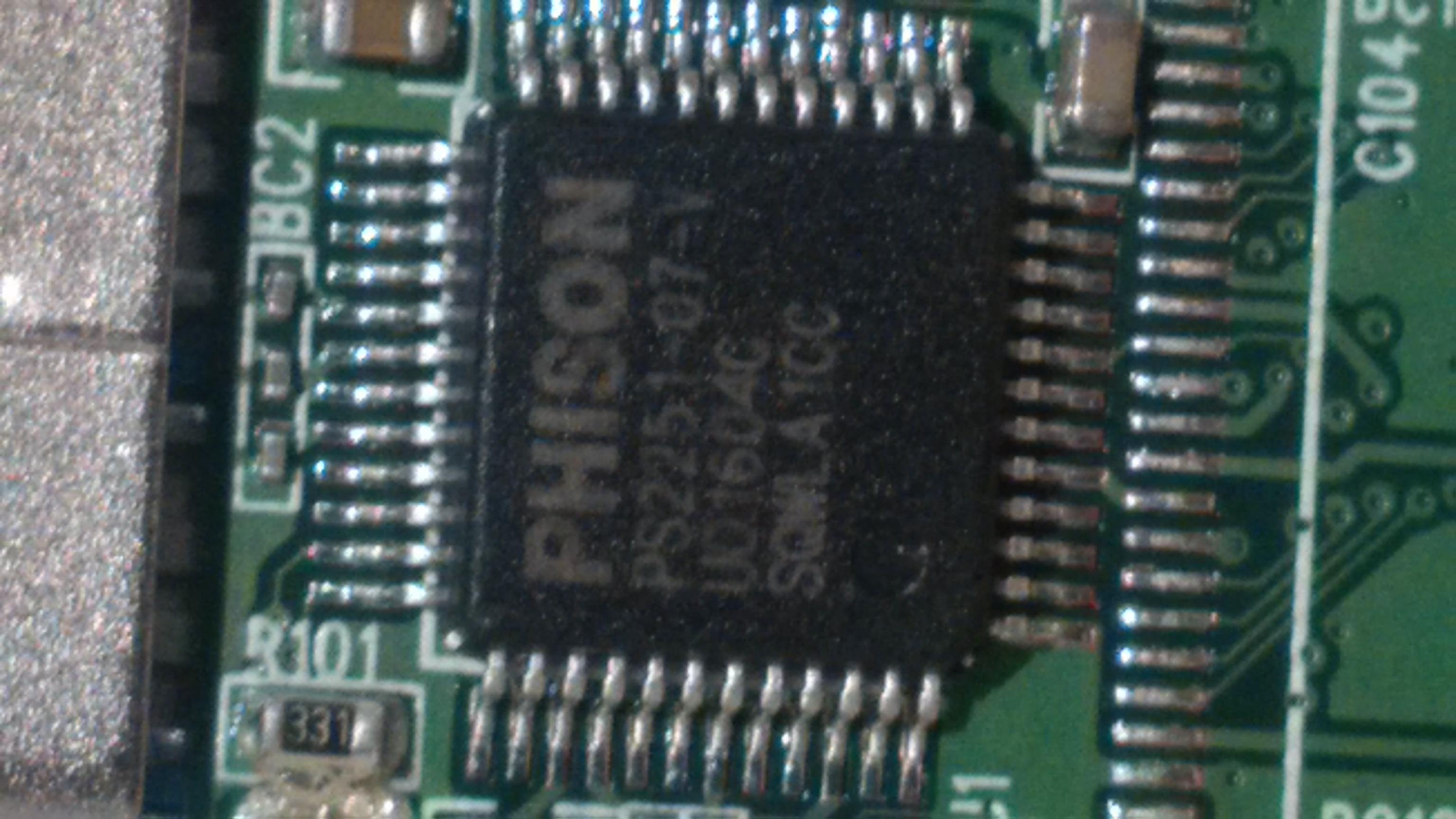 Clé UBS Dell - ChipSet PS2251-07